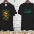 ALICE COOPER Billion Dollar Babies Crest black t-shirt tshirt shirts tee SIZE M