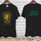 ALICE COOPER Billion Dollar Babies Crest black t-shirt tshirt shirts tee SIZE L