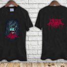 CHELSEA GRIN GIRL FACE DEATHCORE METALCORE SUICIDE SILENCE black t-shirt tshirt shirts tee SIZE XL