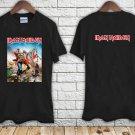 Iron Maiden Vintage Bleached black t-shirt tshirt shirts tee SIZE 3XL