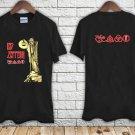 Led Zeppelin Hermit black t-shirt tshirt shirts tee SIZE L