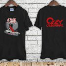 OZZY OSBOURNE Blizzard Of Ozz black t-shirt tshirt shirts tee SIZE L