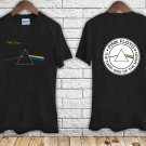 PINK FLOYD Dark Side of the Moon black t-shirt tshirt shirts tee SIZE 2XL