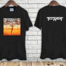 TESTAMENT PRACTICE WHAT YOU PREACH 89 THRASH MEGADETH ANTHRAX black t-shirt tshirt shirts tee SIZE L