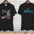 Trivium The Crusade Tour 2007 black t-shirt tshirt shirts tee SIZE S