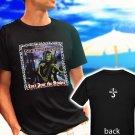 "BOC BLUE OYSTER CULT ""Reaper"" Logo Rock Band black t-shirt tshirt shirts tee SIZE S"