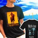 The Melvins Lysol Metal Rock Band black t-shirt tshirt shirts tee SIZE S