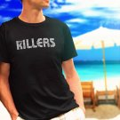 the killers hot fuss band tour concert album black t-shirt tshirt shirts tee SIZE XL
