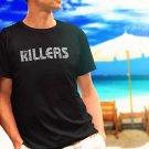 the killers hot fuss band tour concert album black t-shirt tshirt shirts tee SIZE 3XL