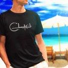 Clutch Simple Logo Hard Rock Band black t-shirt tshirt shirts tee SIZE L