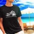 UNGCC JXSDF Japan Godzilla Mechagodzilla MSF-3 black t-shirt tshirt shirts tee SIZE M