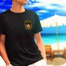 pennsylvania state police dept logo black t-shirt tshirt shirts tee SIZE XL