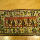 Fine Tribal Turkish Vintage Handwoven Carpet Kilim Rug Floor & wall_ 148 x 84cm