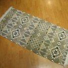 Kilim rug flat weaving wall hanging entry carpet tapis Turc teppiche kelim 52