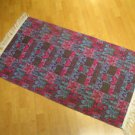 Kilim rug flat weaving wall hanging entry carpet tapis Turc teppiche kelim 58