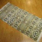 Kilim rug flat weaving wall hanging entry carpet tapis Turc teppiche kelim 50