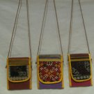 Vavvv!!! 3 bags are for the price of 1 !!!!! (No: t 5) Turkoman Purses