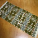 Kilim rug flat weaving wall hanging entry carpet tapis Turc teppiche kelim 06