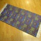 Kilim rug flat weaving wall hanging entry carpet tapis Turc teppiche kelim 44