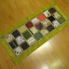 Patchwork Table Runner, Table Linens, Kitchen & Dining, Home and Living 24