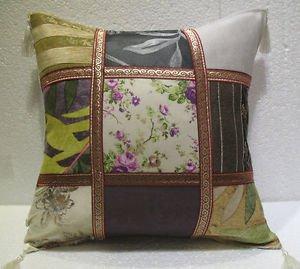 patchwork pillow cushion cover home decor modern decoration sofa throw mod 2