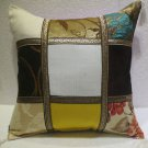 patchwork pillow cushion cover home decor modern decoration sofa throw mod 23