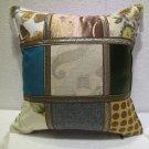 patchwork pillow cushion cover home decor modern decoration sofa throw mod 11