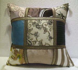 patchwork pillow cushion cover home decor modern decoration sofa throw mod 12