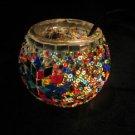 Moroccan Lantern, Table lamp, Turkish Lamp, Night Shade, Mosaic Candle holder 31