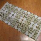 Kilim rug flat weaving wall hanging entry carpet tapis Turc teppiche kelim 31