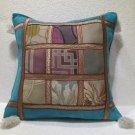 patchwork pillow cushion cover home decor modern decoration sofa cover throw 04
