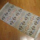 Kilim rug flat weaving wall hanging entry carpet tapis Turc teppiche kelim 29