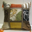 patchwork pillow cushion cover home decor modern decoration sofa throw mod 18