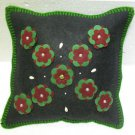 Handmade Turkish pillow nomadic gypsy hippie style cushion cover tribal ys 10