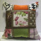 patchwork pillow cushion cover home decor modern decoration sofa throw mod 14