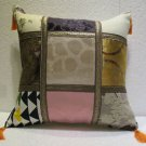 patchwork pillow cushion cover home decor modern decoration sofa throw mod 19