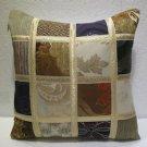 patchwork pillow cushion cover home decor modern decoration sofa throw mod 32