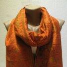 Pashmina scarf shawl Infinity Scarf cashmere feel super soft shoulder scarf 002