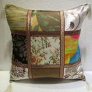 patchwork pillow cushion cover home decor modern decoration sofa throw mod 43