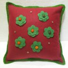Handmade Turkish pillow nomadic gypsy hippie style cushion cover tribal ys 15.