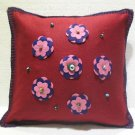 Handmade Turkish pillow nomadic gypsy hippie style cushion cover tribal L 14