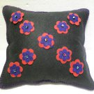 Handmade Turkish pillow nomadic gypsy hippie style cushion cover tribal L 2
