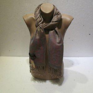 Pashmina scarf shawl Infinity Scarf cashmere feel super soft shoulder scarf 003