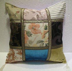 patchwork pillow cushion cover home decor modern decoration sofa throw mod 54
