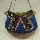 Antique Emroidery Suzani bag, textile purse, shoulder bag, Damentaschen, bag b:4