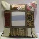 patchwork pillow cushion cover home decor modern decoration sofa throw mod 57