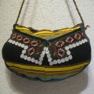 Vintage bag embroidery bag suzani fabric antique Turkish bag vintage purse c 059