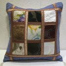 Home decor pillows patchwork cushion cover modern decoration sofa throw mod 101
