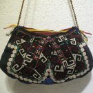 1 of a kind Turkoman emroidery Suzani bag turkish embroidery fine suzani bag 044