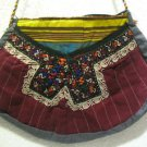 Vintage bag embroidery bag suzani fabric antique Turkish bag vintage purse c 023